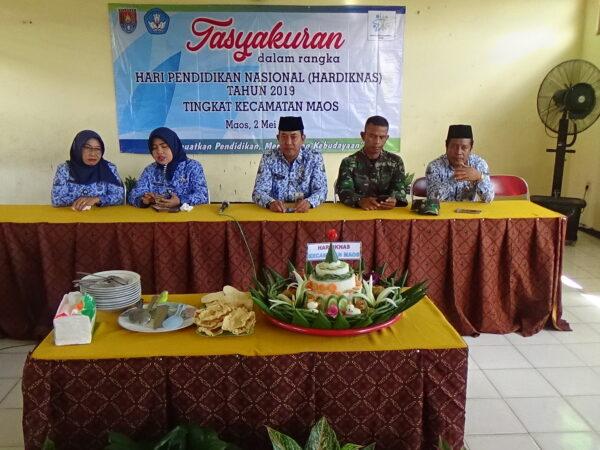 Tasyakuran HARDIKNAS 2019 Kecamatan Maos