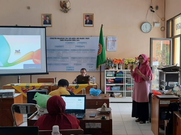 Pelatihan Learning Management System